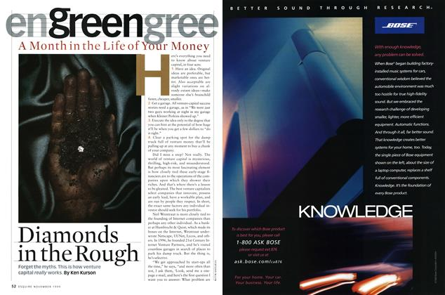 Article Preview: Diamonds in the Rough, NOVEMBER 1999 1999 | Esquire
