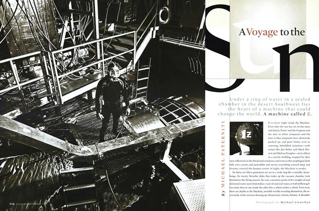 Article Preview: A Voyage to the Sun, November 1999 | Esquire