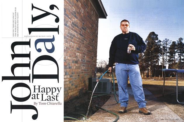 John Daly, Happy at Last