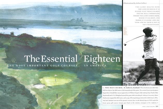 The Essential Eighteen