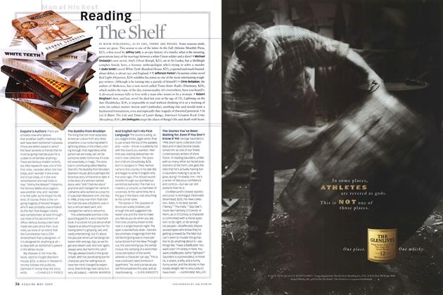 Article Preview: The Shelf, MAY 2000 2000 | Esquire