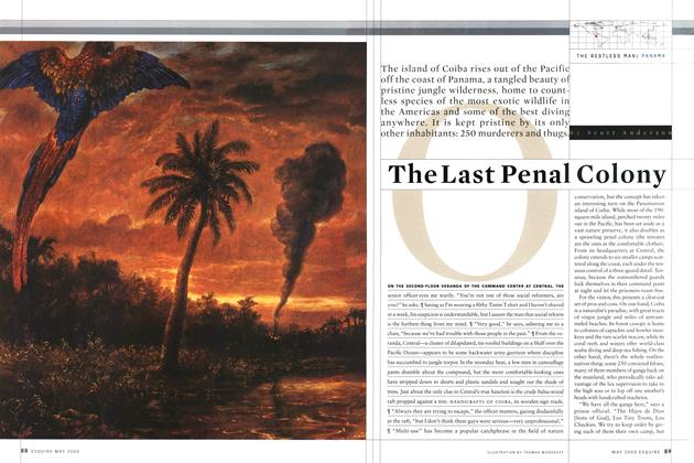 Article Preview: The Last Penal Colony, May 2000 | Esquire