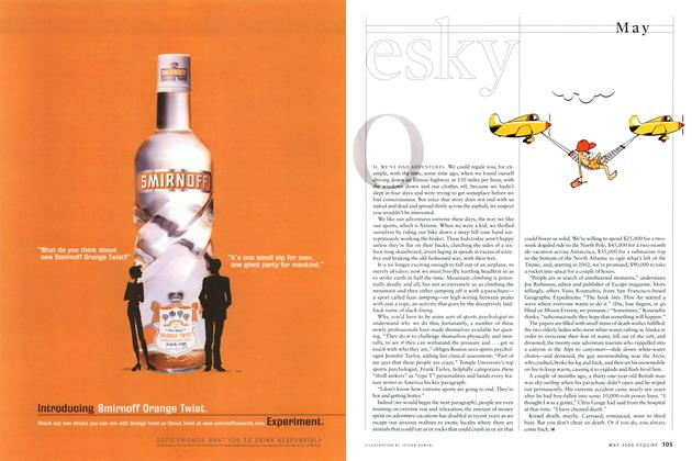 Article Preview: , May 2000 | Esquire