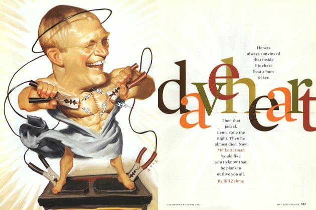 Article Preview: Daveheart, May 2000 | Esquire