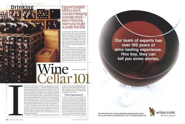 Wine Cellar 101
