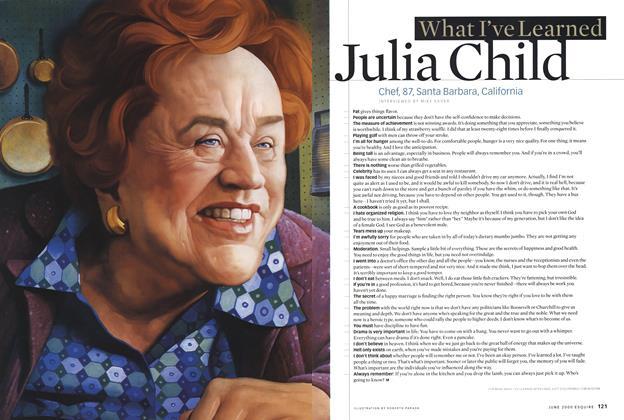 Article Preview: Julia Child, JUNE 2000 2000   Esquire