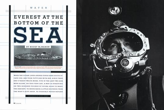 Everest at the Bottom of the Sea - July | Esquire