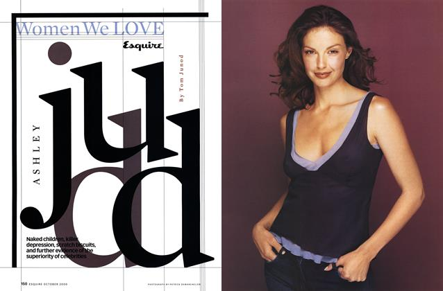 Article Preview: Ashley Judd, OCTOBER 2000 2000 | Esquire