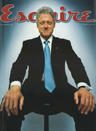 Cover for the December 2000 issue