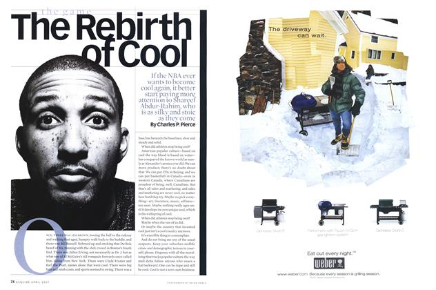 Article Preview: The Rebirth of Cool, April 2001 | Esquire