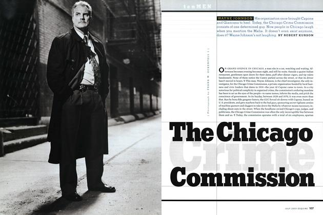 The Chicago Crime Commission