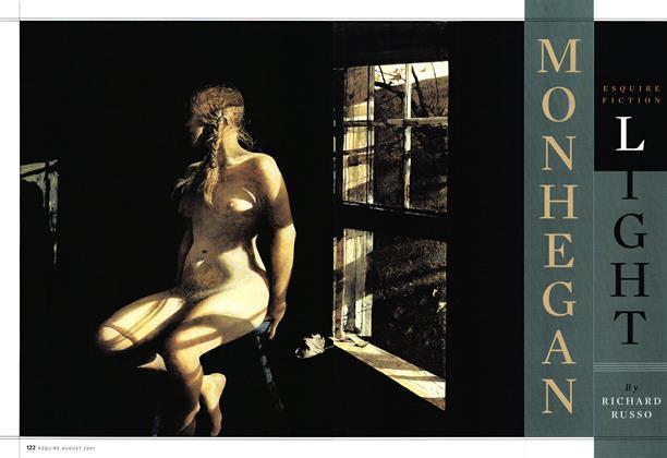 Article Preview: Monhegan Light, August 2001 | Esquire