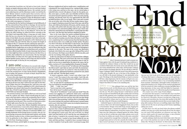 End the Cuba Embargo. Now