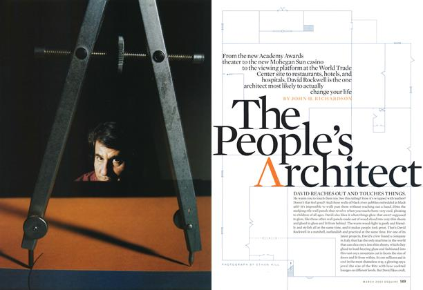 The People's Architect