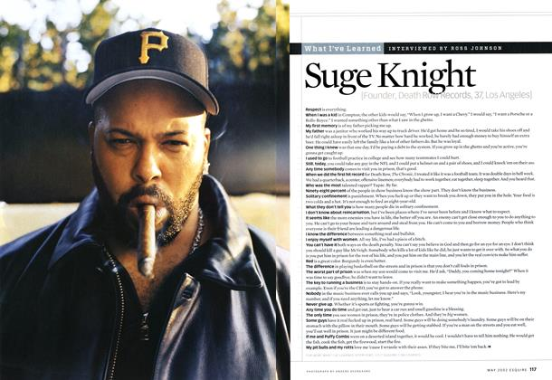 Article Preview: Suge Knight, May 2002 | Esquire