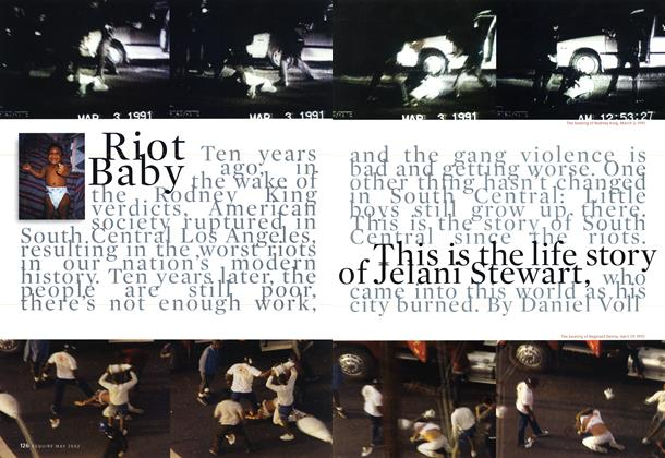Article Preview: Riot Baby, May 2002 | Esquire