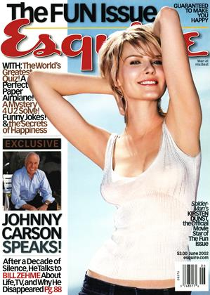 Cover for the June 2002 issue