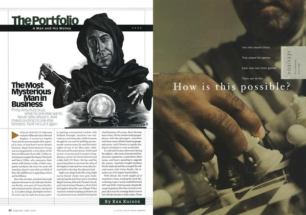 Article Preview: The Most Mysterious Man in Business, June 2002 2002 | Esquire