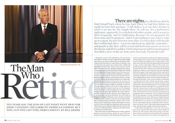 Article Preview: The Man Who Retired, June 2002 | Esquire