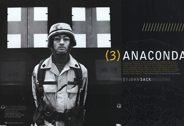 Article Preview: Anaconda, August 2002   Esquire