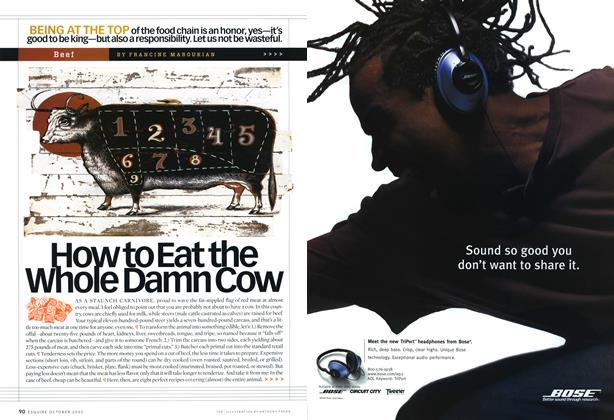 How to Eat the Whole Damn Cow