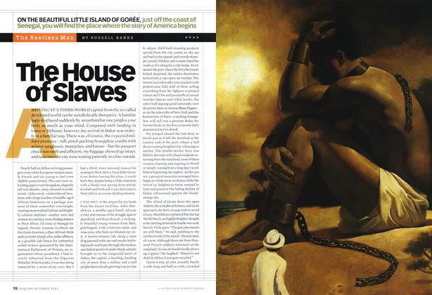 The House of Slaves