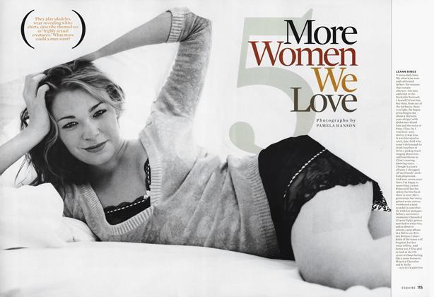 More Women We Love