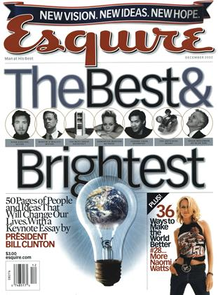 Cover for the December 2002 issue