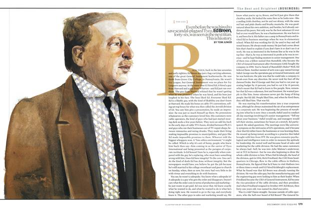 Article Preview: Ed Breen, December 2002 | Esquire