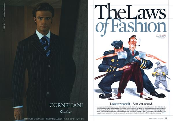 The Laws of Fashion