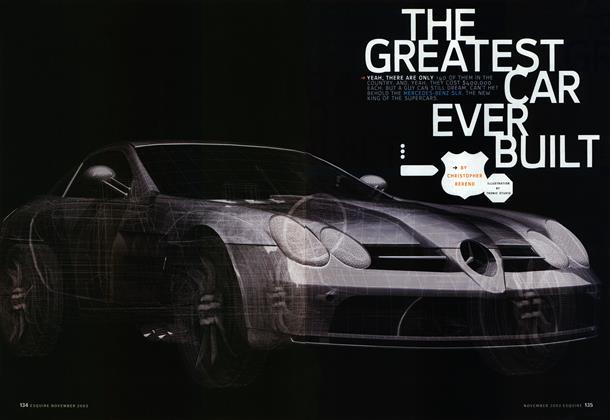 The Greatest Car Ever Built