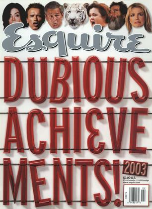 Cover for the February 2004 issue