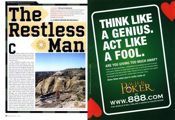 The Restless Man