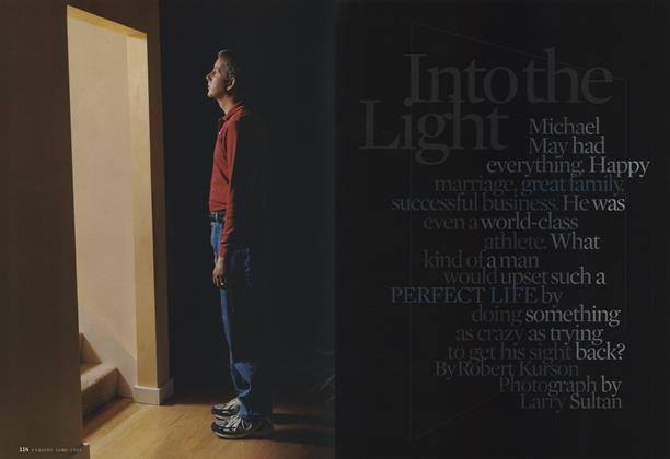 Article Preview: Into the Light, June 2005 | Esquire