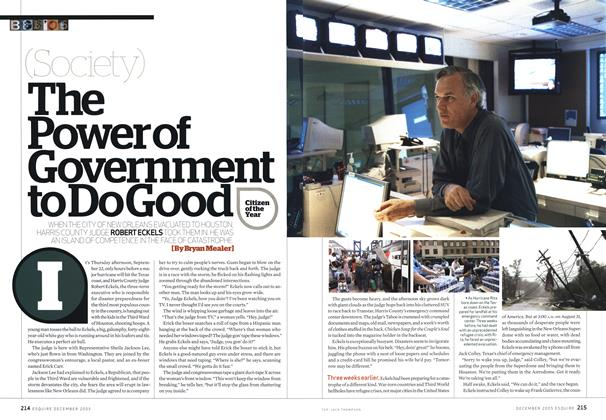The Power of Government to Do Good