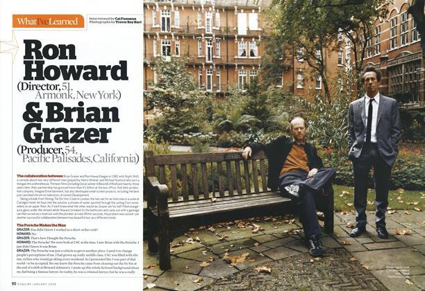 Ron Howard & Brian Grazer