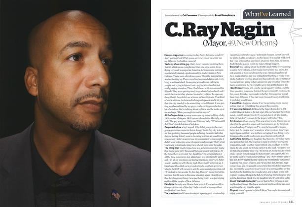 C. Ray Nagin
