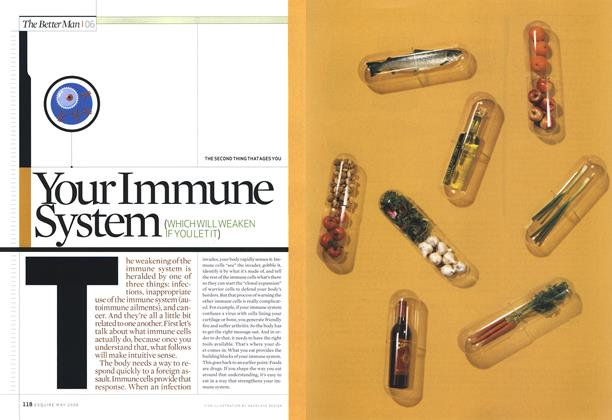 Article Preview: Your Immune System, May 2006 | Esquire