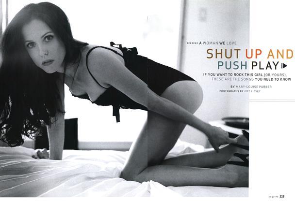 Shut Up and Push Play