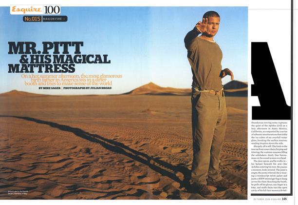 Mr. Pitt & His Magical Mattress