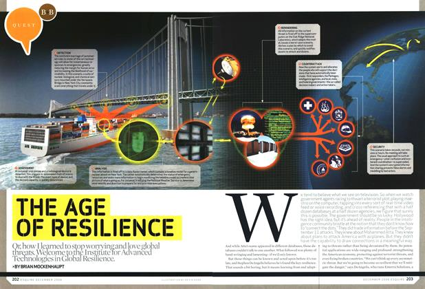 The Age of Resilience
