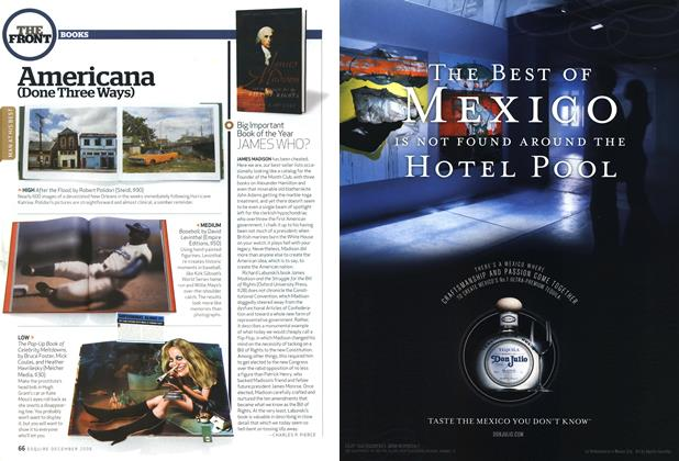 Article Preview: Americana (done Three Ways), December 2006 | Esquire