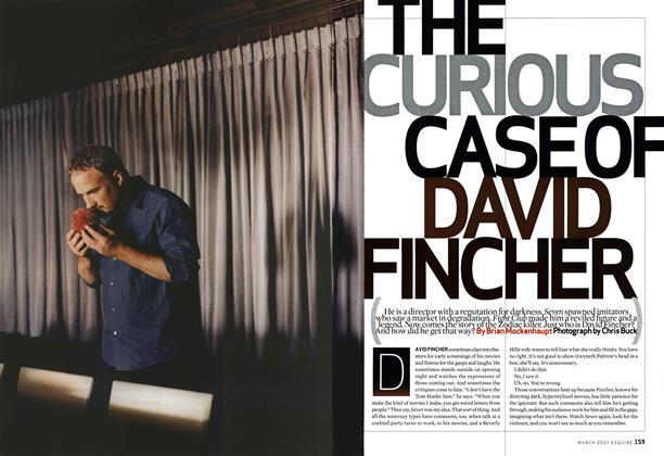 The Curious Case of David Fincher