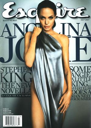 Cover for the July 2007 issue