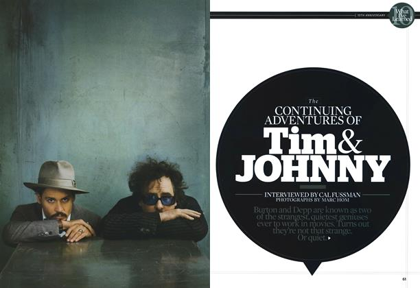 The Continuing Adventures of Tim & Johnny