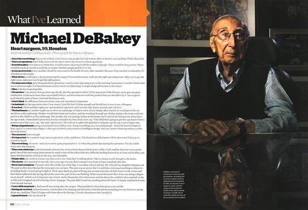 Michael DeBakey