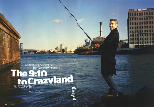 The 9:10 to Crazyland