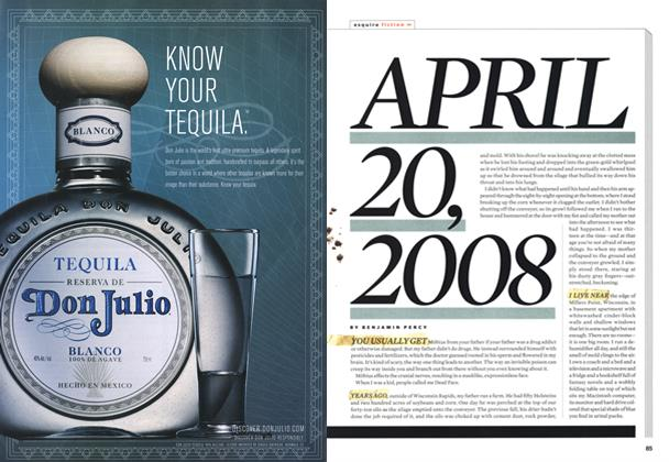 Article Preview: April 20, 2008, MAY 2008 2008 | Esquire