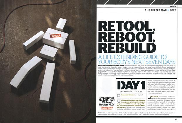 Retool, Reboot, Rebuild