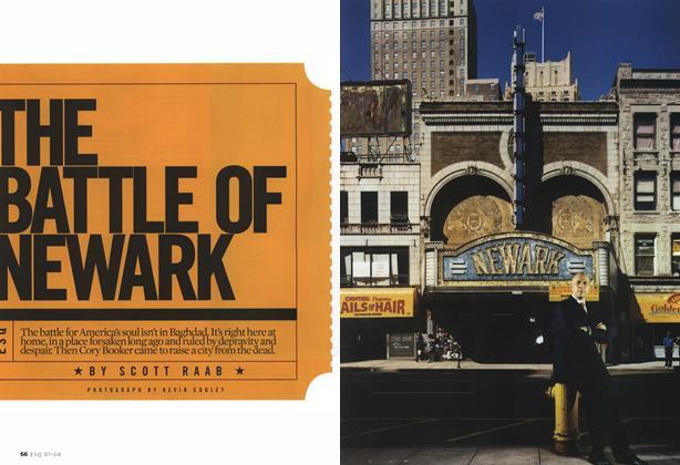 The Battle of Newark